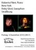 03.12.2010, Roberta Piket, Roby Glod