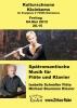 04.05.2012, Spätromantische Musik