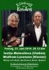 27.06.2014, Ivetta Motoviliva und Wolfram Lorenz