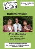 10.05.2013, Trio Cordato - Kammermusik